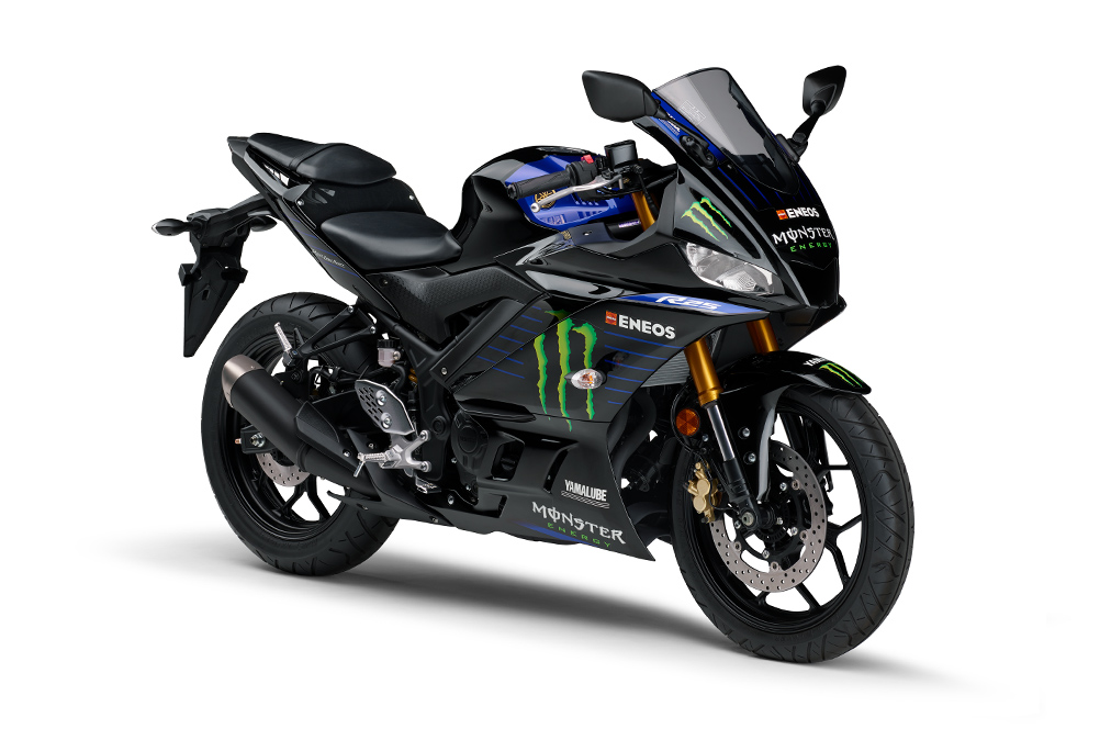 YZF-R25 Monster Energy Yamaha MotoGP Edition SOX在庫限り(ヤマハ)