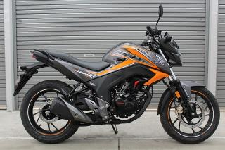 HORNET160R DX【Special Edition】国内未発売モデル(ホンダ)